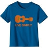Patagonia Live Simply Guitar T-Shirt - Short-Sleeve - Toddler Boys'