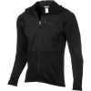 Patagonia Piton Hybrid Fleece Hooded Jacket - Mens Black, M - HASH(0x118f127d8)
