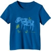 Patagonia Live Simply Cowbird T-Shirt - Short-Sleeve - Infant Boys'