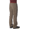 prAna Stretch Zion Convertible Pant - Men's 3/4 Back