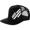 Pow Gloves Staff Stripes Trucker Hat