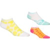 Roxy Hot Fudge Sundae Socks - 3 Pack - Girls'