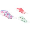 photo: Roxy Hot Fudge Sundae Socks - 3 Pack
