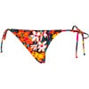 Roxy Sun Blossom Brazilian String Bikini Bottom - Women's