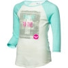 Roxy East West T-Shirt - 3/4-Sleeve - Girls'