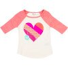 Roxy Live Love Shirt - 3/4-Sleeve - Toddler Girls'