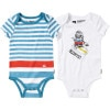 Quiksilver Gimmie Gimmie One-Piece Suit - Short-Sleeve - Infant Boys' - 2-Pack