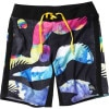 Quiksilver Cypher Island Heart Board Short - Men's