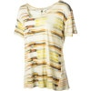 QSW Midtown Sunrise Scoop Crew - Short-Sleeve - Women's