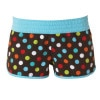 Raisins Cha Cha Solid Shortie Short - Womens