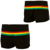 Raisins Reggae Roots Shortie - Womens