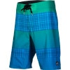 Reef My Name Is Plaid Stripe 3 Board Short - Men's