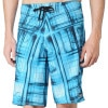 Reef Floral Blur Board Short - Men's