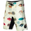Reef Fish Chart Board Short - Men's
