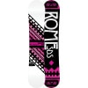 Rome Vinyl Rocker Snowboard - Women's