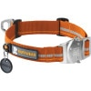 Ruffwear Top Rope Collar Burnt Orange, M