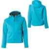 Salomon 900 Hooded Softshell Jacket - Womens