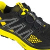 Salomon XR Mission Trail Running Shoe - Men's Lace / Buckle detail