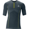 Salomon Exo Motion Zip T-Shirt - Short-Sleeve - Men's