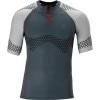 Salomon EXO S-LAB Zip Tech Shirt - Short-Sleeve - Men's