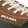 Scarpa Mojito Shoe - Men's Lace / Buckle detail