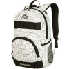 Skullcandy White Scribble Backpack