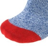 Stance Everyday Casual Heathered Socks - Men's Fabric Detail