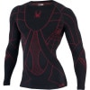 Spyder Seamless X-Static Compression L/S Top