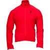 Spyder Speed Full-Zip Fleece Jacket - Mens Red, S - HASH(0x15bb2d980)