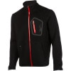 Spyder Paramount Fleece Jacket - Mens Black/Red, S - HASH(0x15dfe3ed8)