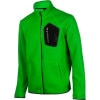 Spyder Paramount Fleece Jacket - Mens Classic Green/Black, XXL - HASH(0x15dfe3ed8)