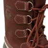 Sorel Caribou Boot - Women's Lace / Buckle detail