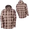 Sessions Rebellion Plaid Jacket - Mens