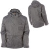 Sessions Shamrock Heather Skullcandy Jacket - Mens