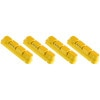 SwissStop RacePro Yellow King Brake Pads - Set of 4 One Color, One Size