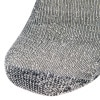 SmartWool Trekking Heavy Crew Sock Fabric Detail
