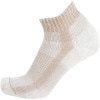 Thorlo Light Hiking Sock - Moderate Cushion Mini-Crew with THOR-LON and CoolMax