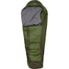 The North Face Bighorn Bx Sleeping Bag: 20 Degree Heatshield New Taupe Green, Reg/Left Zip