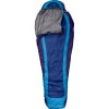 The North Face Aleutian Bx Sleeping Bag: 20-Degree Heatshield League Blue, Reg/Right Zip