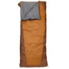 The North Face Dolomite Bx Sleeping Bag: 20 Degree Heatshield Yam Orange, Long/Right Zip