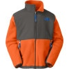The North Face Denali Fleece Jacket - Boys' R Red Orange, M