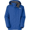 The North Face Resolve Jacket - Boys Nautical Blue, M - kids' rain jacket,kids' hiking jacket,kids' wind shell,youth rain jacket,kids' summer jacket