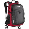The North Face Yavapai Backpack - 1830cu in Chili Pepper Red/Asphalt Grey, One Size