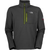 The North Face Flux Power Stretch 1/4-Zip Fleece Pullover - Men&#39;s