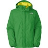 The North Face Zipline Rain Jacket - Boys Arden Green, XS - HASH(0x172a4fdc8)