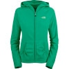 The North Face TKA 100 Texture Masonic Hooded Fleece Jacket - Women's
