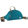 The North Face Roo II Lumbar Pack - 185cu in Baja Blue Polka Dot, One Size