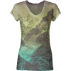 The North Face Tadasana Burn-Out Shirt - Short-Sleeve - Women's