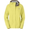 The North Face Venture Jacket - Women's T Chiffon Yellow, M