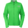 The North Face Momentum Fleece Jacket - Women's Mojito Green, M